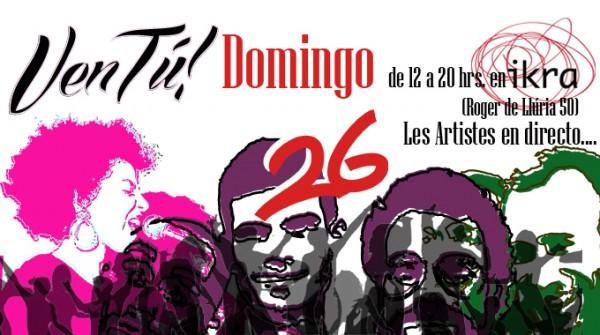 VenTú! al Ikra con Les Artistes