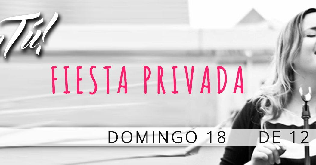 VenTú! Fiesta privada Carretes47