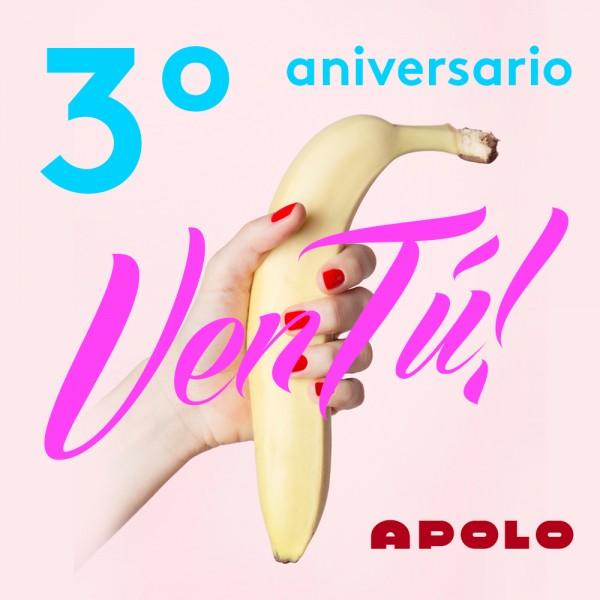 3er Aniversario Ventú!