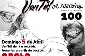 Ven Tú al Somoslas Edición 100!