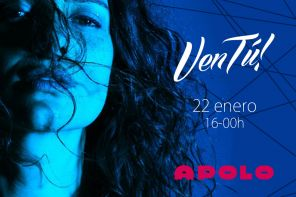 VenTú! al Apolo con Please U2 + Twin Djs